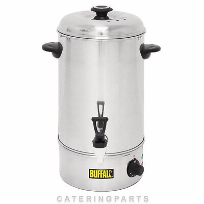 BUFFALO MANUAL FILL 10 LITRE HOT WATER BOILER 2.6kW MOBILE CATERING B&B GL346