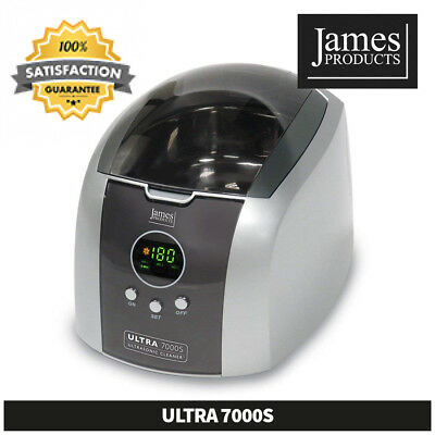 James Products Ultrasonic 7000S Jewellery, Spectacle, CD/DVD, Coins,...