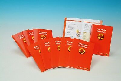 Fire Safety Essentials Booklet (10 Pack)