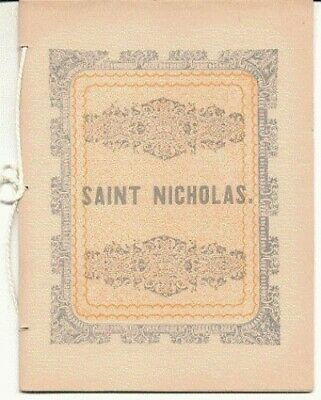 A Visit From St. Nicholas: T'Was the N... by Moore, Clement C. Other book format