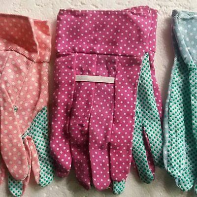 Safety Work Rose Gardening Gloves Women Thorn Proof Pruning Trimming