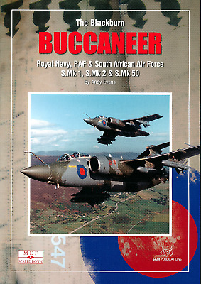 The Blackburn Buccaneer