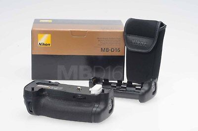 Genuine OEM Nikon MB-D16 Multi Power Battery Pack Grip for D750             #798