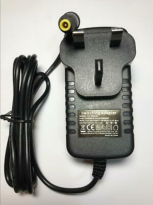 Replacement 9V 2A AC-DC Adaptor Power Supply for Propulse Ear Syringe machine