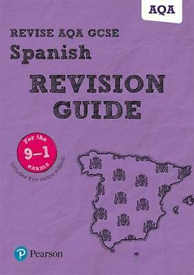 Revise AQA GCSE (9-1) Spanish Revision Guide: include... by Halksworth, Ms Vivie