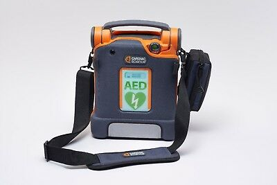 Cardiac Science PowerHeart AED G5 Fully Auto Dual Lang English/Spanish BEST DEAL