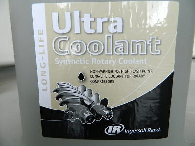 Ultra Coolant Synthetic Lubricant for Air Compressor Ingersoll Rand [5.3GL/20L]