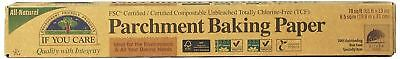 If You Care Parchment Baking Paper 6.5 sqm box (Pack of 3)