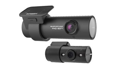 DR750S-2CH IR 16Go Dashcam Camera Connectée Infrarouge Grand-angle Full HD
