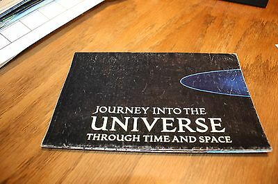 Map Journey Into The Universe