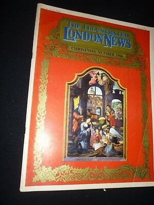 1968 Edition of the Illustrated London News Magazine, Christmas Number