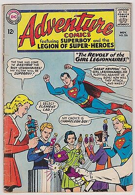 Adventure Comics #326 with Superboy & The Legion of Super-Heroes, Good-VG Cond