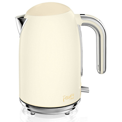 Fearne by Swan SK34030HON 1.7 Litre Cordless Jug Kettle - Honey