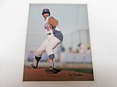 cd5a98485 MIKE MARSHALL 8X10 Vintage Photo LOS ANGELES DODGERS Major League ...