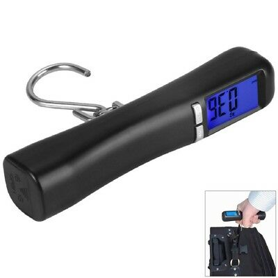 High Quality LCD Travel Portable Luggage Baggage Digital Weighing Hook Scale