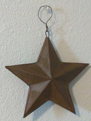 Hanging Metal Star Wall Decor 5 3 4 Wide