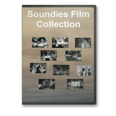 Soundies Classic Music Videos From The 1940s-50s Jazz Harlem Review Etc DVD A277