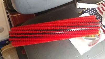 advance adfinity x20c pair of Red Brushes. The price is for a pair of brushes