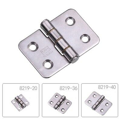 10x Small Internal Door Hinges Stainless Steel Butt Hinges Home Tools 20/36/40mm