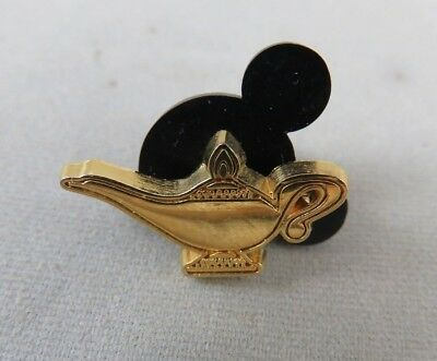 Disney Disneyland Pin - Aladdin Map Pin - Genie Lamp - GWP