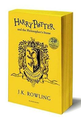 Harry Potter and the Philosopher's Stone - H by J. K. Rowling New Paperback Book