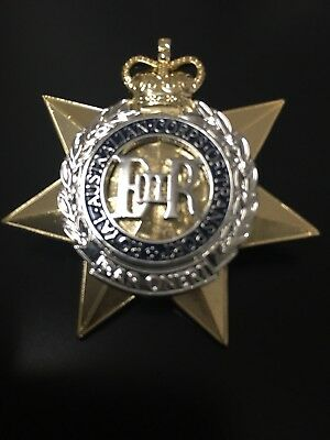Ract Royal Australian Corps Of Transport Hat Badge