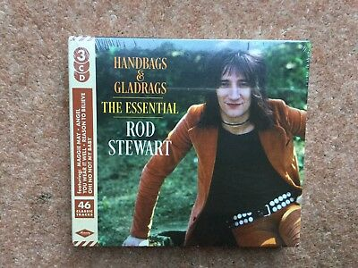 Rod Handbags Gladrags The Essential 3 Cd Set New Release 2018