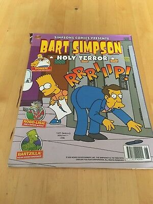 Simpsons comics Bundle - Bart Simpson  2004