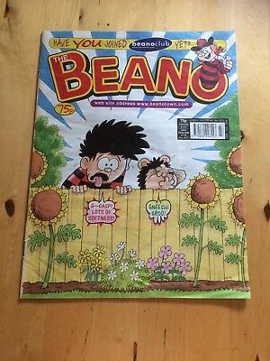 The Beano Nov 20th 2004  No3253