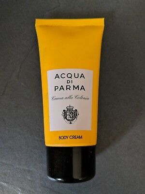 Acqua Di Parma Colonia 75ml body cream.