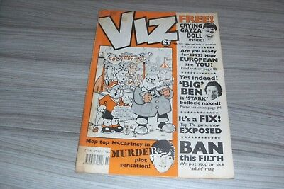 Viz Comic # 44. October/november 1990. Excellent Condition.