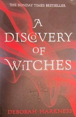 Discovery of Witches by Deborah Harkness New Paperback Book