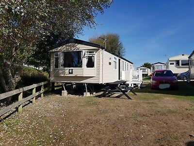 Littlesea Holiday Park Caravan Weymouth Hire 8 Berth Central Heating  2019