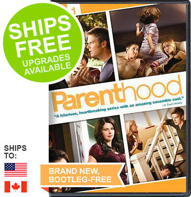 Parenthood Complete First Season One 1 (DVD 2010) NEW, Peter Krause