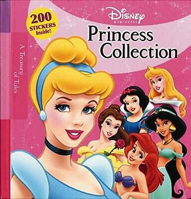 Princess Collection (Disney Princess (Random House Hardcover)) Book The Cheap