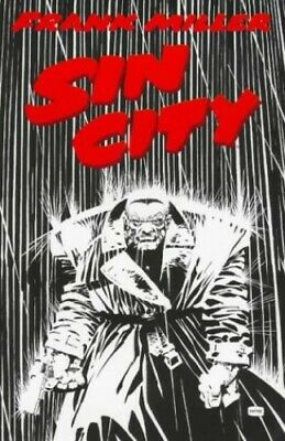 Sin City by Miller, Frank Paperback Book The Cheap Fast Free Post