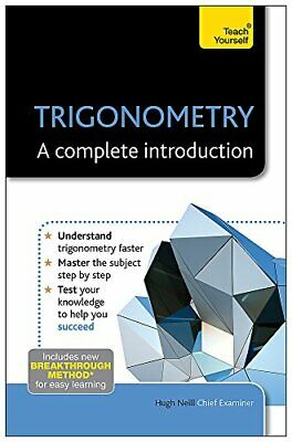 Trigonometry: A Complete Introduction: Teach Yourself by Neill, Hugh Book The