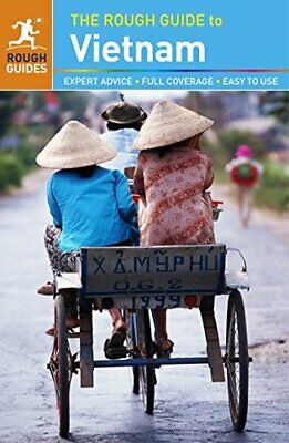 The Rough Guide to Vietnam (Rough Guides) Book The Cheap Fast Free Post