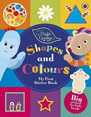 In The Night Garden: Shapes and Colours by BBC Book The Cheap Fast Free Post
