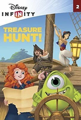 Treasure Hunt! (Disney Infinity) (Disney Chapters) by Weingartener, Amy Book The