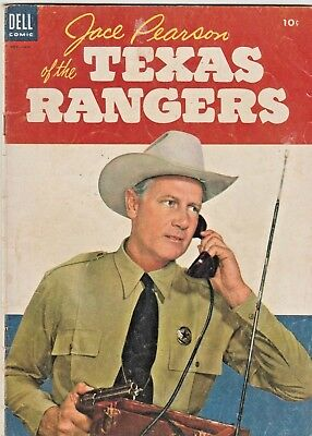 Jace Pearson of the Texas Rangers   8  (1955)