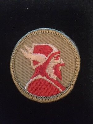 "BOY / CUB SCOUT ""VIKING PATROL"" PATCH - BSA - Nordsman"