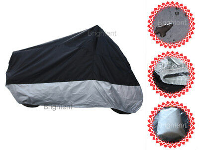 Waterproof Motorcycle Cover Fit For Suzuki GSF 1250 Bandit Standard Bike KM1BS