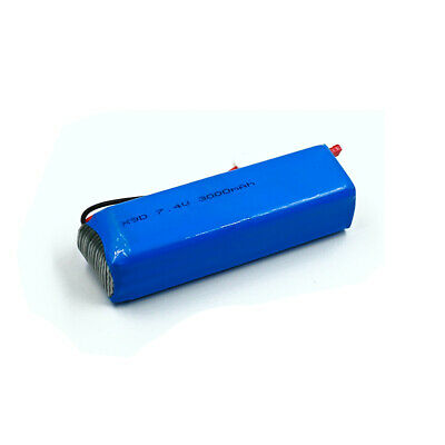 2S 7.4V 3000mAh LiPO Battery Pack for Frsky Taranis X9D Plus Transmitter TX