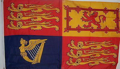 UK ROYAL FLAG UNITED KINGDOM NEW 3x5ft BANNER better quality usa seller