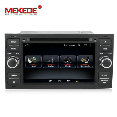 Android 8.1 Car Multimedia GPS Stereo for FORD Focus S-MAX Mondeo C-MAX Galaxy