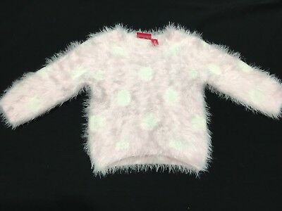 New Baby girl Sprout Jumper Pink winter size 1