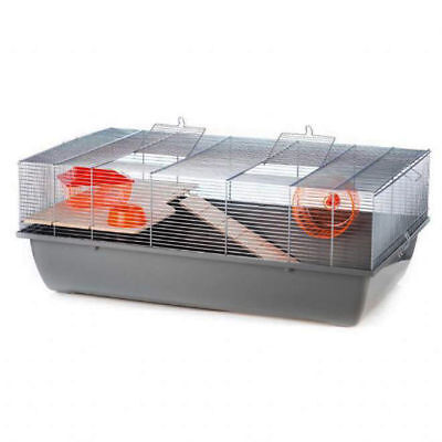 Pet Ting Barnes Large Hamster Cage Wheel Gerbil Mouse Mice Small Rats Syrian