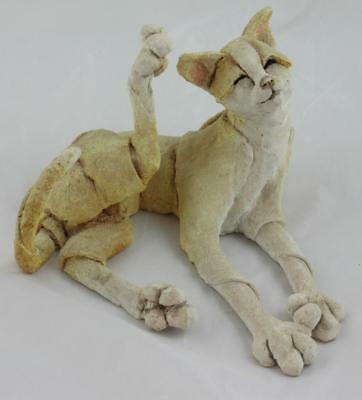 """Country Artists A Breed Apart, """"Ginger"""" the Cat, Figurine / Ornament"""