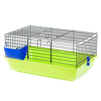 Pet Ting Dawson Rabbit Cage Guinea Pig Hutch Indoor Small Animal Home Bunny Pen